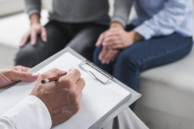 Partnerstvo bračna terapija